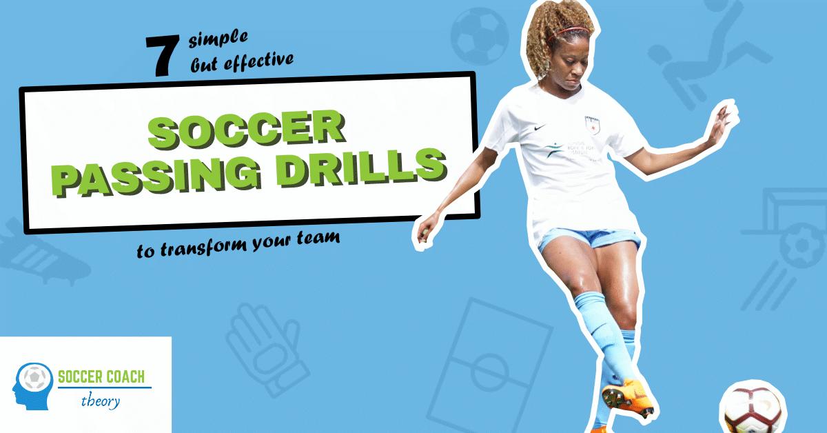 Best soccer passing drills