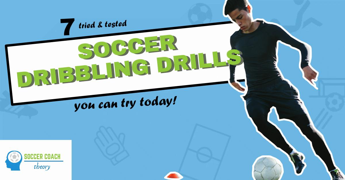 Soccer dribbling drills