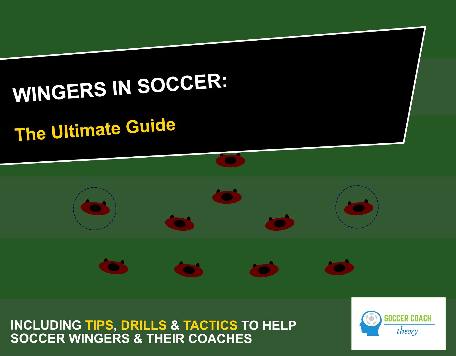 Wingers in soccer
